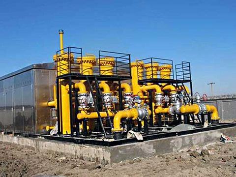 胜利油田液化天然气工程
